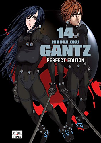 Gantz Edition perfect Tome 14