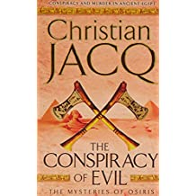 The Conspiracy of Evil (THE MYSTERIES OF OSIRIS)