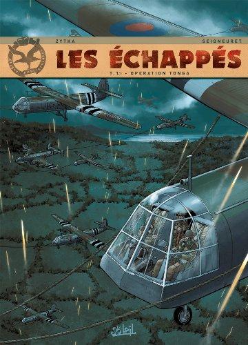 Les échappés : Tome 1, Opération Tonga par From Soleil Productions