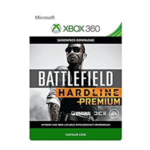 Battlefield Hardline Premium [Xbox 360 – Download Code]