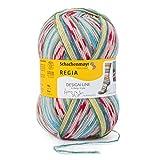 REGIA 4-fädig Design Line by ARNE & CARLOS 9801270-03766 seljord Handstrickgarn, Sockengarn, 100g Knäuel