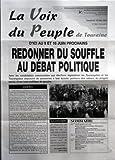 Telecharger Livres VOIX DU PEUPLE LA N 3066 du 24 05 2002 D ICI AU 9 ET 16 JUIN PROCHAINS REDONNER DU SOUFFLE AU DEBAT POLITIQUE EDITO LA CITATION SOMMAIRE ELECTIONS LEGISLATIVES DU 9 JUIN 2002 APRES COMME AVANT LES PRESIDENTIELLES L HOPITAL PUBLIC SERA AU COEUR DES DEBATS MARIE GEORGE BUFFET QUE LA RAISON L EMPORTE AVEC LE VOTE COMMUNISTE FAITES AVANCER DES MESURES D URGENCE LA BOURSE CONTRE NOS VIES AUJOURD HUI LE DANGER N EST PAS ECOUTE UNE CAMPAGNE DE TERRAIN DIALOGUES RENCONTRE (PDF,EPUB,MOBI) gratuits en Francaise