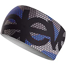 Banda de cabeza DOLOMITI Bee Azul