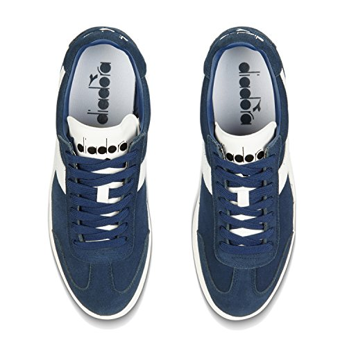 Diadora Herren B.Original VLZ Gymnastikschuhe C2074 - BLUE-WHITE DENIM