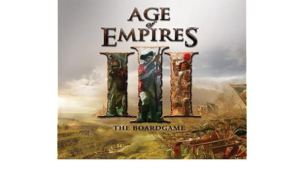 Tropical Games - Jeu de plateau - Age of empire III - Langue  anglais   Amazon.fr  Jeux et Jouets 1eca147a85f