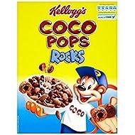 Rocks Coco Pops de Kellogg Coco (350g) - Paquet de 2