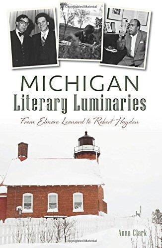 Portada del libro Michigan Literary Luminaries (None) by Anna Clark (2015-05-04)