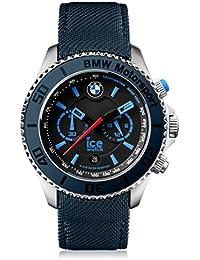 Ice-Watch Bmw Motorsport Herrenuhr Analog Quarz mit Lederarmband – 001470