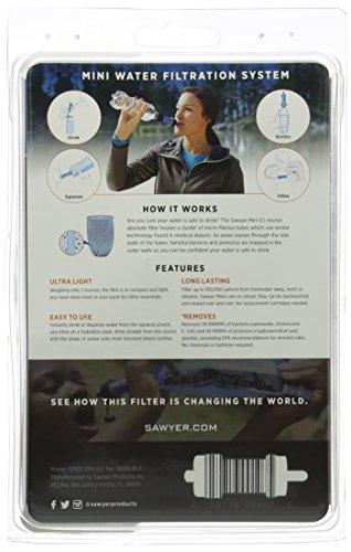 SAWYER PRODUCTS Mini-Wasserfiltersystem