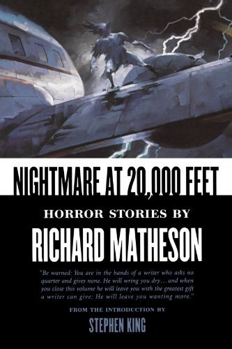 Nightmare at 20,000 Feet: Horror Stories by Richard Matheson (2008-07-18)