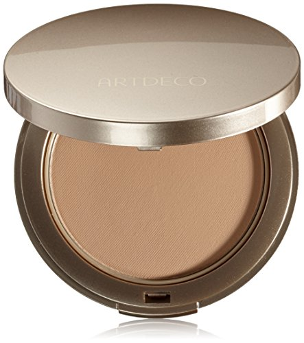 Artdeco Make-Up femme/woman, Hydra Mineral Compact Foundation Nummer 65 Medium beige (10g), 1er Pack (1 x 10 g) - Rein Natürliche Mineral-make-up