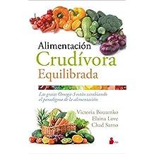 Alimentacion crudivora equilibrada (Spanish Edition) by Victoria Boutenko (2016-06-15)