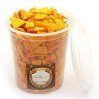 Ghasitaram Gifts Schezwan Chips 600 GMS