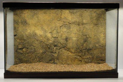 Universal Rocks 122cm von 20Rocky Flexible Aquarium - Fisch-aquarium-rock-hintergrund