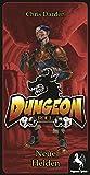 Pegasus Spiele 51931G - Dungeon Roll Booster: Neue Helden, Brettspiele