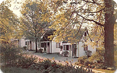 Blossom Farm Inn Port Jervis, New York Postcard -