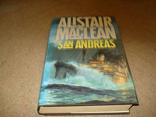 Kindle e-Books Free Download San Andreas by Alistair MacLean
