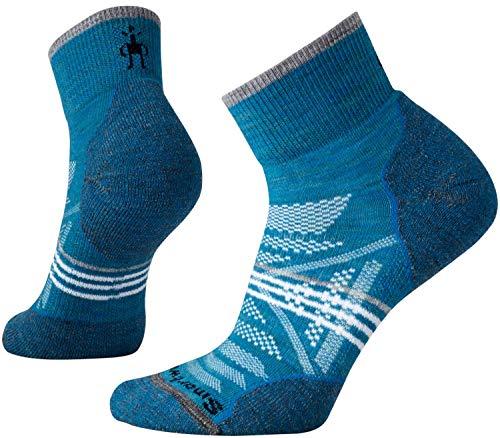 Womens Phd Outdoor Light (Smartwool PhD Outdoor Light Mini Socks Women Glacial Blue Schuhgröße L   42-45 2018 Socken)