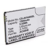 cellePhone Batterie Li-Ion pour Archos 40 Helium (remplace AC40HE)