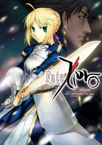 FATE ZERO 01