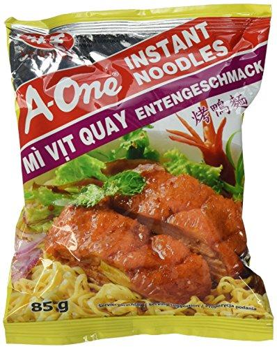 Preisvergleich Produktbild A-ONE Instantnudeln,  Ente,  geröstet,  85 g