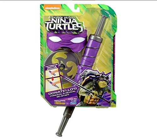 Turtles 14088802 - Turtles Movie II Donatello Rollenspielset ()