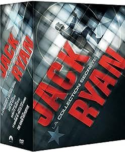 Jack Ryan, la collection secrète - Coffret 5 films