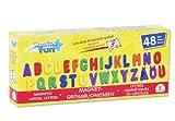 Toy Company 12972 - Magnetbuchstaben, groß, 48 Stück