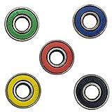 OverDose 3PCS 608 Hybrid Ball Bearings For Tri Fidget Hand Spinner Toy
