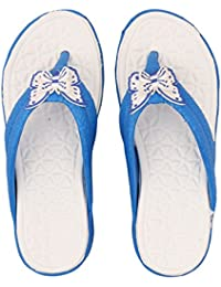 Frestol Women's Acupressure Flip Flop Slippers