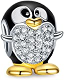 NinaQueen - Penguin - 925 Sterling Silver Charms