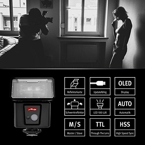Cheap Metz M400 Flashgun for Nikon – Black Special