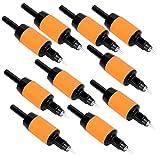 Sharplace 10pcs Mango Esterilizado Apretón de Silicón de Porción con Extremidades - Disponible - 5RT