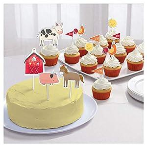 Amscan International Amscan 102172 - Juego de 12 moldes para tartas