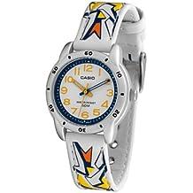 38e7e651befb Casio MTR12B7B - Reloj Infantil Textil Amarillo