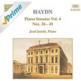 Haydn: Piano Sonatas Nos. 36-41