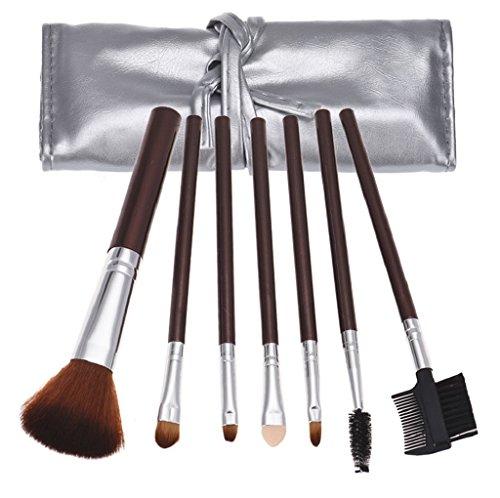 Tonsee® 7 Pcs Cosmetic Makeup Tool Cosmetic Makeup Brush 7pcs cosmétiques outil de maquillage brosse cosmétiques
