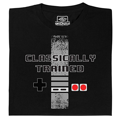 Classically-Trained-Form--lancienne-shirt-geek-fabriqu--partir-de-coton-100-biologique