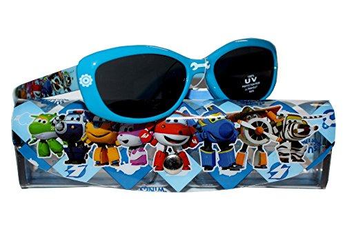 Super Wings Kinder Sonnenbrille (Blau)