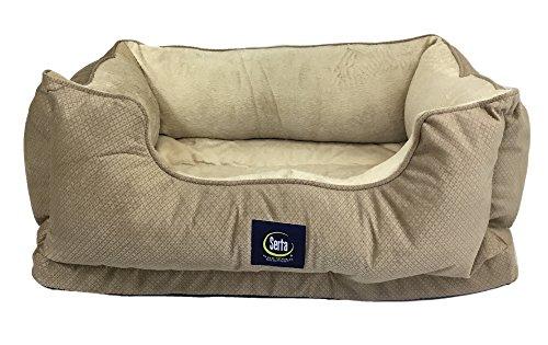 serta-serta-cuddler-dog-bed-tan