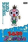 Zozo zombie - tome 1 par Yasunari