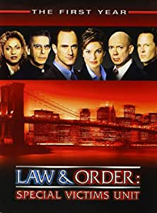 Law & Order Special Victims Unit - The First Year [Import USA Zone 1]