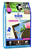 Bosch Hundefutter Medium Junior, 4er Pack (4 x 3 kg)