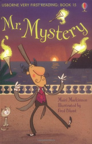 Mr Mystery (Usborne Very First Reading)