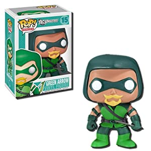 Funko Figurine Green Arrow Pop 10cm 0830395023625
