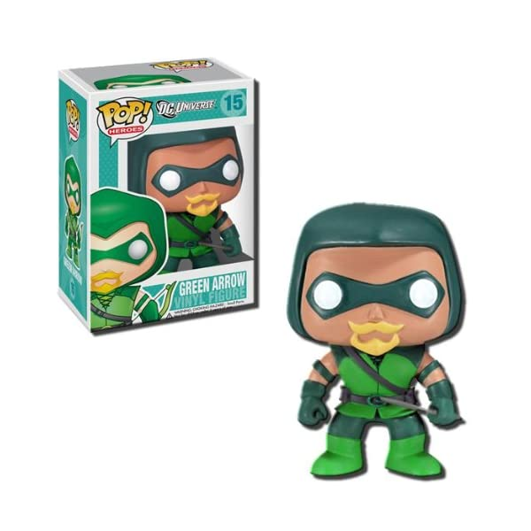 Funko Figurine Green Arrow Pop 10cm 0830395023625