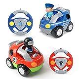 Maximum RC - RC Polizeiauto für Kleinkinder - abschaltbare Sound- und Musikeffekte - RC Auto für Kinder ab 3 Jahren Vergleich