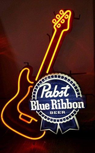 pabst-blue-ribbon-guitar-neon-sign-24x20-inches-bright-neon-light-display-mancave-beer-bar-pub-garag