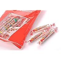 Rockets Canada souvenir Rockets caramelle rotolo (dolciumi soda) 150g 3 borse