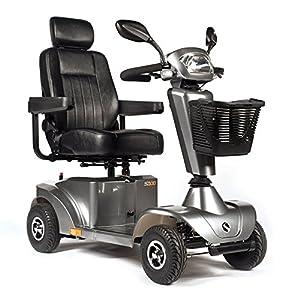 Sterling S400 6 km/h E-Mobil, Elektromobil bis 136kg belastbar das schhöne Seniorenmobil inkl. Anlieferung/Einweisung/Aufbau vor Ort